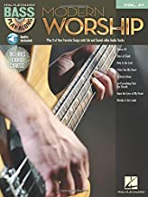 Modern Worship: Bass Play-Along Volume 37 (Hal Leonard Bass Play-along)