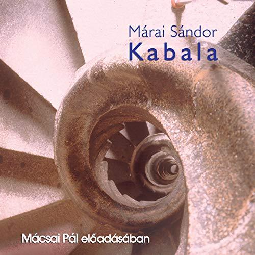 Kabala audiobook cover art