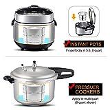 Zoom IMG-2 doppio fornello per instant pot