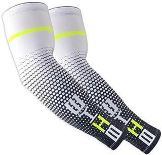 1 paar Cool Mannen Sport Fietsen Running Fiets UV Zon Bescherming Manchet Cover Beschermende Arm Mouw Fiets Arm Warmers Mo...