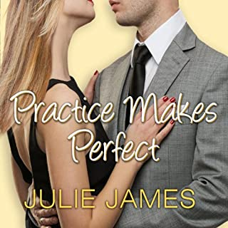 Practice Makes Perfect audiobook cover art