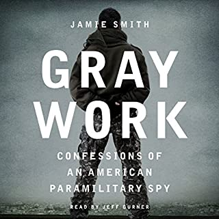 Gray Work audiobook cover art