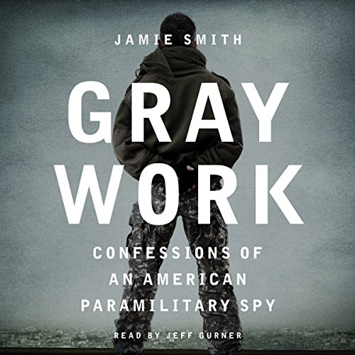 Couverture de Gray Work