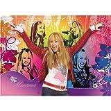 Clementoni 295432- Puzzle Infantil de Hannah Montana