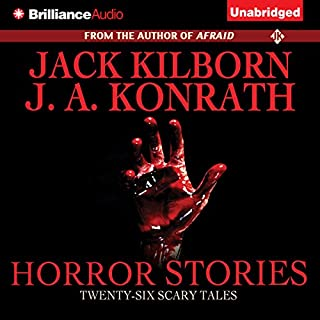 Horror Stories audiobook cover art