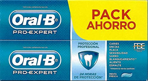 ORAL B PASTA PRO EXPERT MULTI PROTECCIÓN 2X100 ML