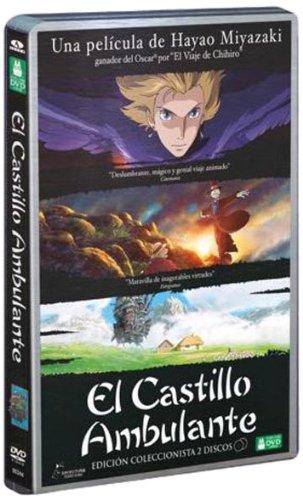 El castillo ambulante (Edición coleccionista) [DVD]