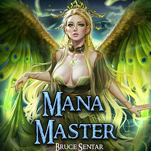 Page de couverture de Mana Master