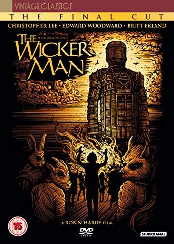Wicker Man: The Final Cut [Edizione: Regno Unito] [Italia] [DVD]