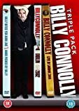 Billy Connolly - Bites Yer Bum / Live 2002 / Live In London 2010 [DVD]