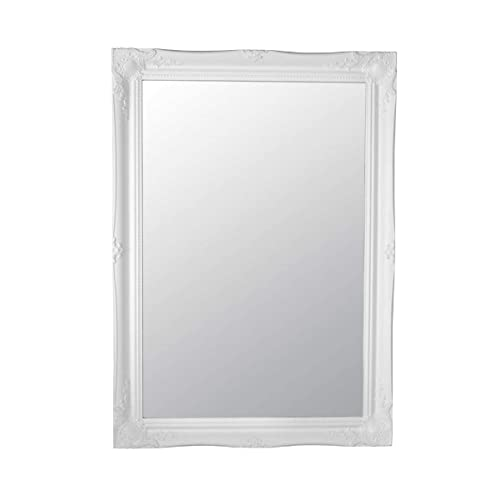 Fine White Large Mirror Amazon Co Uk Interior Design Ideas Gentotryabchikinfo
