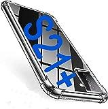 tomaxx Hülle [Kantenschutz] für Samsung Galaxy S21 Plus