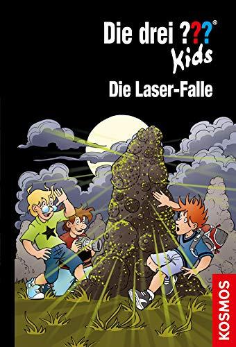 Die drei ??? Kids, 72, Die Laser-Falle (drei Fragezeichen Kids)