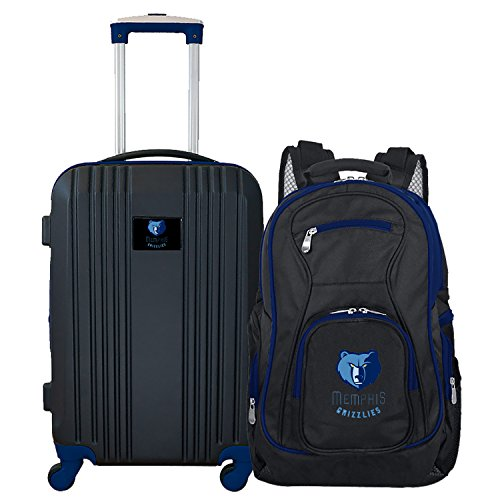 Best Bargain NBA Memphis Grizzlies 2-Piece Luggage Set