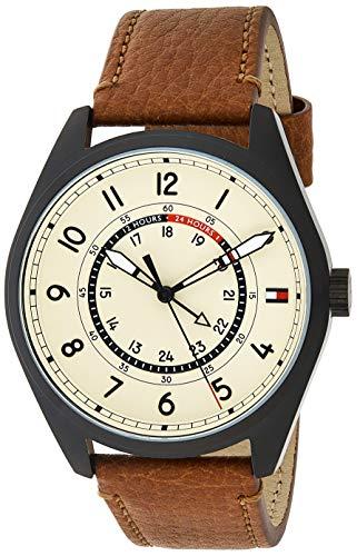 Relógio Tommy Hilfiger 1791372 Masculino Original Couro