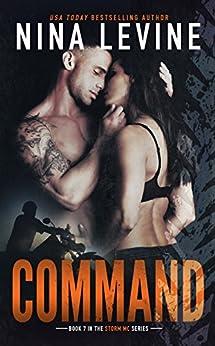 Command (Storm MC #7) by [Nina Levine]