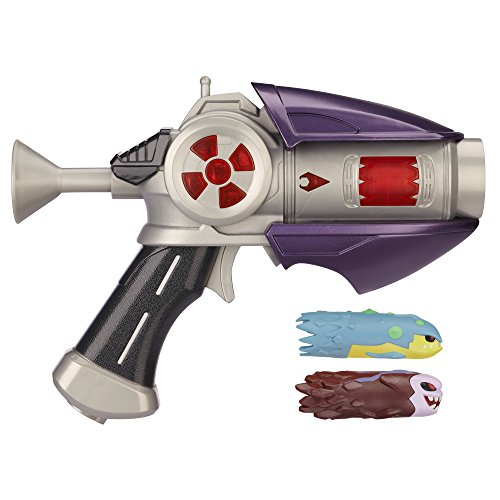SLUGTERRA Entry Blaster and Slug Ammo-Dr. Blakk