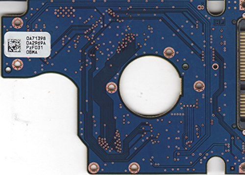 HTS545032B9A300, 0A71398 DA2969A, 0A74423, DA2831, Hitachi SATA 2.5 Leiterplatte (PCB)