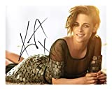 Kristen Stewart Signiert Autogramme 21cm x 29.7cm Plakat