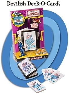 Mac King's Magic in a Minute - Devilish Deck-O-Cards