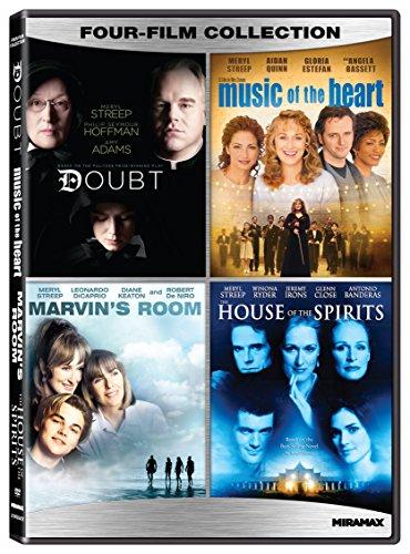 Meryl Streep 4-Film Set (2 Dvd) [Edizione: Stati Uniti] [USA]