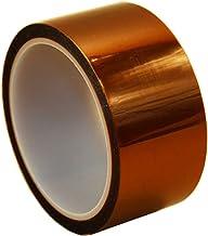 DealMux Hittebestendige Kapton-tape Polyimide Film Zelfklevende Tape op hoge temperatuur (40mm x 33m)