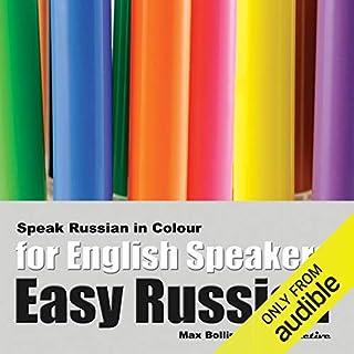 Speak Russian in Colour cover art