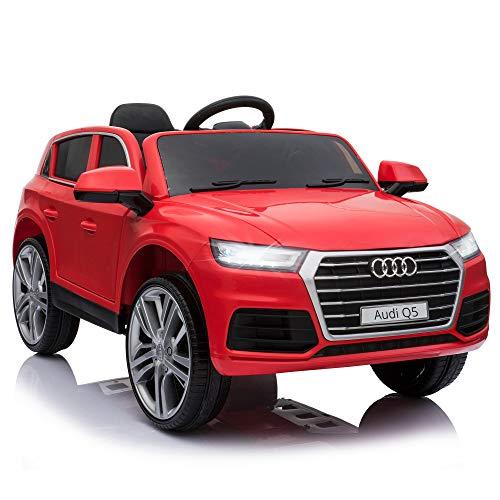 Coche Eléctrico para Niño 3-8 Años Audi Q5
