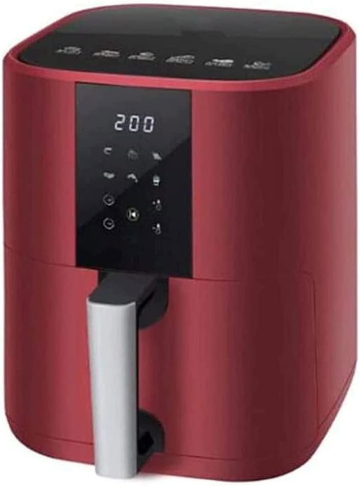 NEW before selling ☆ KSDCDF Smart WiFi Air Fryer Department store Functions 100 Cooking 13 Recipes