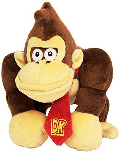 Namco Bandai - Peluche Donkey Kong De 23 cm, Plush