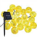Solar LED Lanterns String Lights, ALED LIGHT 13.2Ft 4M 20 LED...