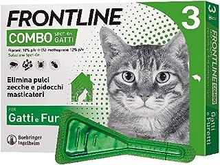 Migliori 7 Pipette antiparassitario per gatti