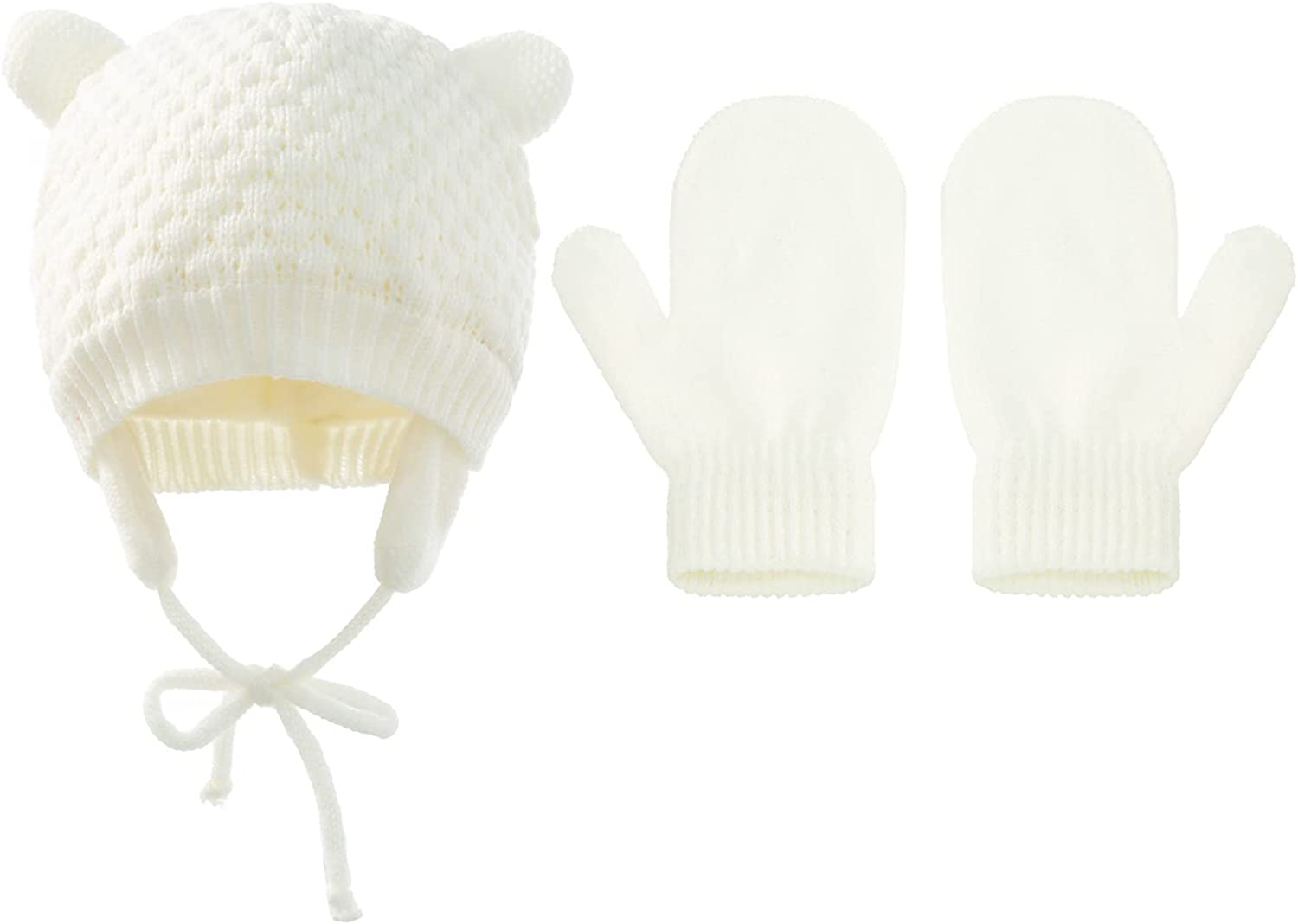 Bonvince Sale Special Price Toddler Winter Hat Mitten discount for G Beanie Boys Set