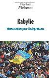 Kabylie - Mémorandum pour l'indépendance