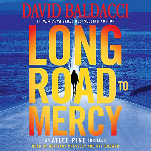 Long Road to Mercy  By  cover art