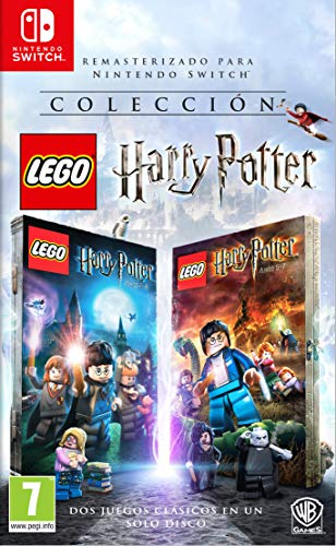 Lego Harry Potter Collection - Nintendo Switch. Edition: Estándar