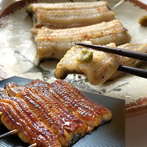 浜名湖山吹ふっくら蒲焼と白焼きのセット