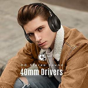 Mpow-H17-Auriculares-con-Cancelacin-de-Ruido-Auriculares-Diadema-Bluetooth-con-Micrfono-CVC-60-Carga-Rpida-45-Horas-de-Reproducir-Cascos-con-Cancelacin-de-Ruido-para-TV-Mvi-PC