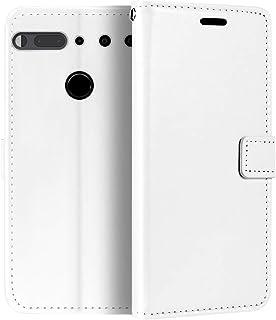 Essential Phone PH-1 plånboksfodral, premium PU-läder magnetiskt flippfodral med korthållare och ställ för Essential Phone...