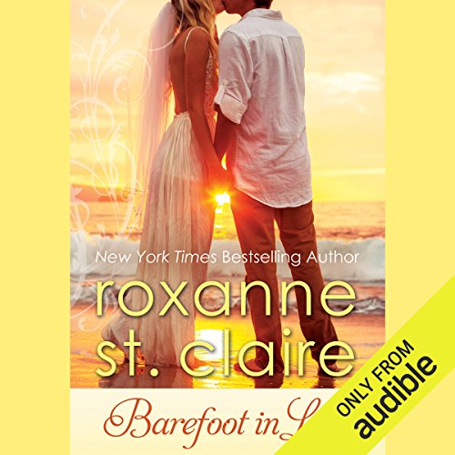 Barefoot in Lace audiobook cover art