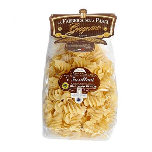 Fusilloni - Pasta di Gragnano IGP 500gr