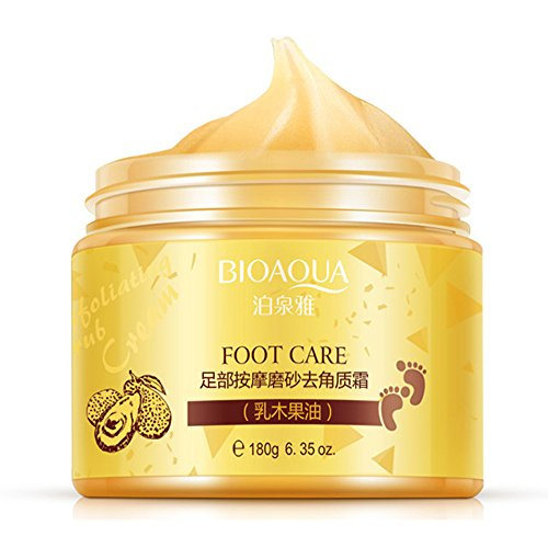 BIOAQUA Foot Care Herbal Massage Sc…