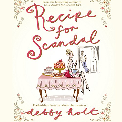 Recipe for a Scandal audiobook cover art