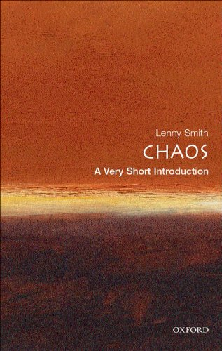Chaos: A Very Short Introduction (Very Short Introductions) (English Edition)