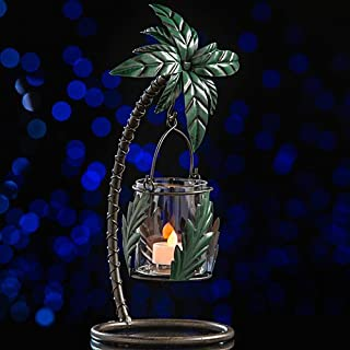 Best metal palm tree candle holder Reviews