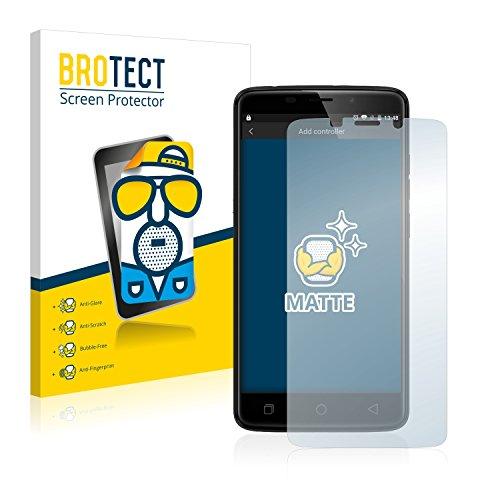 BROTECT 2X Entspiegelungs-Schutzfolie kompatibel mit Ulefone Vienna Bildschirmschutz-Folie Matt, Anti-Reflex, Anti-Fingerprint