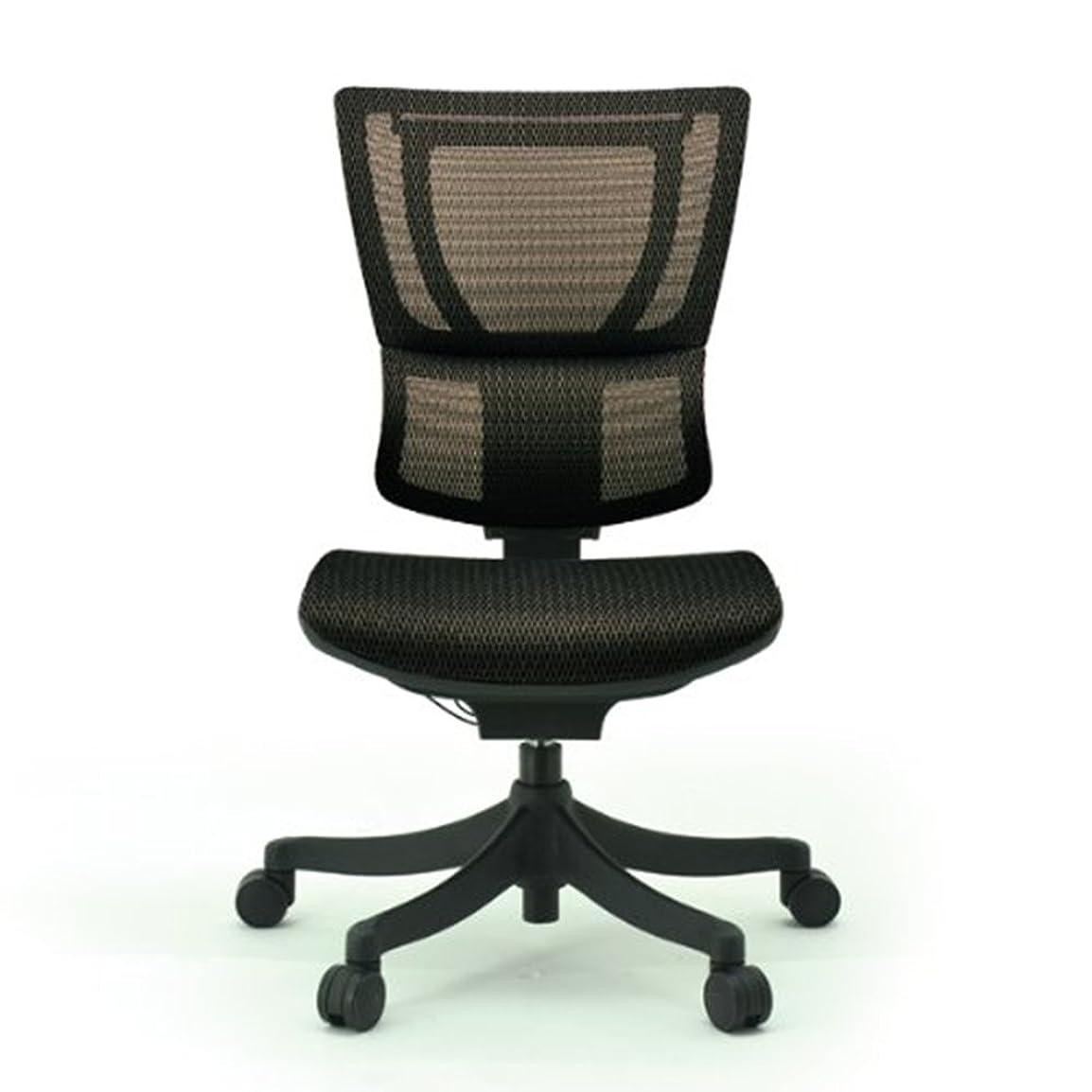わがまま足首退屈Ergohuman オフィスチェア スマート ブラック色 (KM-11) 153333