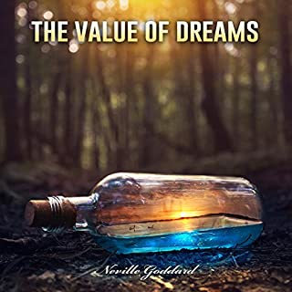 The Value of Dreams audiobook cover art