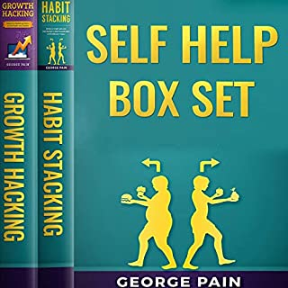 Self Help Box Set: 2 Books in 1 audiobook cover art