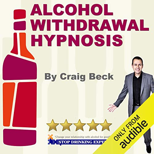 Alcohol Withdrawal Hypnosis cover art